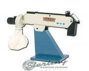 "3"" Baileigh # BG-379 , dust collection system, 78.75"" x 3"" belt, tracking &"