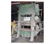 150 Ton, Verson # C2-150-48-36 , air clutch & cushion, double roll feed, scrap chopper, 3