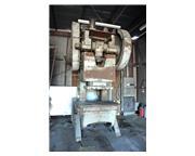 "200 Ton, Ferracute # CG-37-1/2 , OBI punch press, 4"" stroke, A/C & brake, #1922"