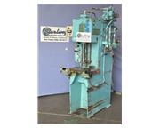 "10 Ton, PH # OGF-10 , hydraulic C-frame press, 13"" stroke, Vickers valve, electric ma"