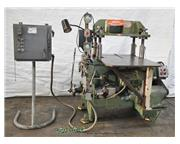 20 Ton, Benchmaster # 20-4-2424-2-14PP-20/300-787F , Reeves V.S, hydraulic overload, #4210