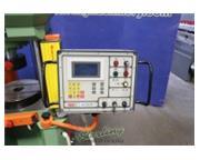 "30 Ton, Energo # G.T.V.30 , 4"" stroke, 4-column hydraulic press, T-Slotted table, #A5"