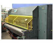 75 Ton, Samco # TC-75 , full beam die cutting clicker press machine, #A2423