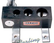 """3/4"""" Baileigh # TN-125M , manually operated non-mitering pipe notcher, new, #SMTN125M"""