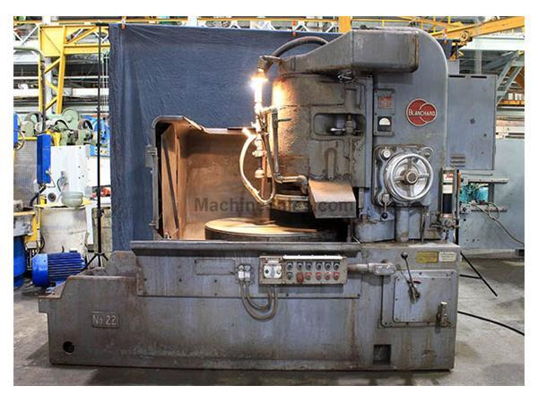 "42"" Blanchard Model 22-42"" Rotary Surface Grinder"
