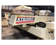 Strippit thin Turret 1250S auto index turret /laser combination rofin sinar