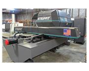 STRIPPIT LVD 1250H30 CNC  LASER PUNCH PRC SL1500,  1500 Watt 1997