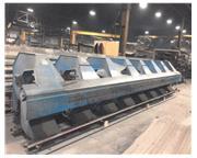 Jorns 22 Ga. x 26' Maxiline 200-SO-MB4000-8 CNC Folding Machine
