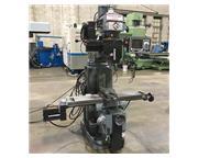 CLAUSING KONDIA CNC BRIDGEPORT STYLE VERTICAL MILL, Model FV-1, New 1996