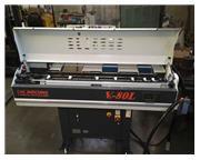CNC INDEXING & FEEDING TECHNOLOGIES SERVO BAR FEEDER,Model Vs-80L, New