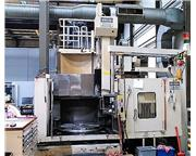 """49"""" Toshiba TXN-13 CNC Vertical Boring Mill with Milling"""