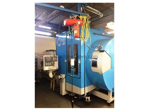 Campbell 2000 20-20-20 CNC Creep Feed Grinder (2009)