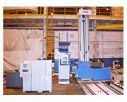 "Union P150 5.9"" CNC Floor Type CNC Horizontal Boring Mill"
