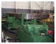 MTR CNC, Turn-Mill Index Table w/Siemens 840 D CNC, 200 ton table capacity.
