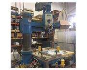 "4' x 12 5/8"" OOYA RADIAL ARM DRILLING MACHINE MODEL"" RE-1225H"
