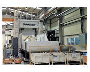 Doosan DCM-2760-F 5-Face CNC Double Column Machining Center