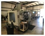 HAAS VF3 VERTICAL MACHINING CENTER W/PALLET CHANGER UMBRELLA STYLE TOOL CHA