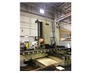 5' LUCAS MODEL 542B-98 HORIZONTAL TABLE TYPE BORING & DRILLING MACHINE