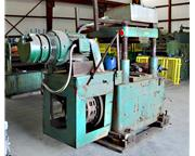 140 Ton TISHKEN 4-Post Cut Off Press