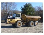 2000 CATERPILLAR D300E SERIES II BACK DUMP