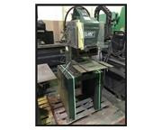 "USED RMT 10 TON TOGGLE PRESS, 10C, YEAR:1996, 1.5"" stroke,8.5"" throat,80PSI"