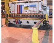 """Pacific Model 600-G-12 3/4"""" x 12' Hydraulic Plate Shear"""