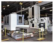"Hyundai Wia KBN-135 5.3"" CNC Table Type Horizontal Boring Mill"