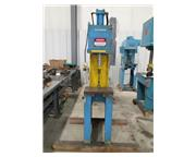 DENISON C-FRAME HYDRAULIC PRESS, 8 TON