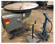 3065, Koike-Aronson, HD-25A, Welding Positioner 2,500 lbs, 1997