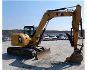 2014 CATERPILLAR 308E2CR EXCAVATOR