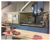 OKK KCV-800 CNC Vertical Machining Center with Yuasa Indexer