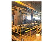 """Giddings & Lewis H60T 6"""" CNC Table Type Horizontal Boring Mill"""