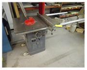 Rockwell Model 34-450 Tilting Arbor Table Saw