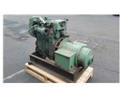 Detroit 30 kW Marine Diesel Generator Set