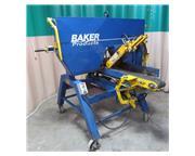 Used Baker Model BBR-C Resaw