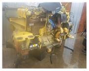 Komatsu 6D170 Diesel Engine
