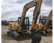 2017 CATERPILLAR 308E2 CR EXCAVATOR