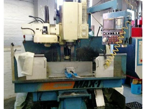 1990 Supermax Max-1 Vertical Machining Center