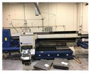 TRUMPF, TRULASER 2025, 4' TABLE WIDTH, 10' TABLE LENGTH, NEW: 2008