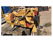 Caterpillar 220 kW Marine Diesel Generator Sets (2 Available)