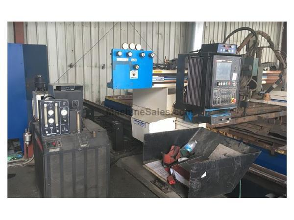 Used plasma CNC.  MG (Messer)