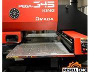Amada 345 King Pega Punch Press - 1996
