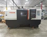2015 Mazak QTU-350 CNC Turning Center