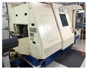 "38mm (1.5"") Tsugami Model TMU-1 Swiss Type Multi Tasking CNC Lathe"