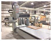 """HAAS GR-510 GANTRY, 2008, 4TH AXIS, WIPS, 10K RPM, 24"""" EXT Z"""