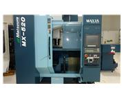 2016 Matsuura MX-520 5-Axis Vertical Machining Center