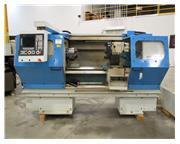 """2003 CLAUSING METOSA CNC2440 CNC LATHE,  FAGOR 8055TC CONTROL, 24"""" X 4"""