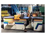 """110 Ton GEKA Puma Hydraulic Punch w/20"""" x 40""""  CNC Travel"""