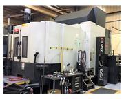 Mazak Integrex E-1060V 5-Axis Combination CNC Vertical/Horizontal/Turning