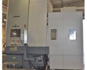 """40"""" Okuma 3-Axis CNC Vertical Turning Center With Live Milling"""